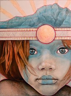 Sun Child No. 1 by Michael Shapcott