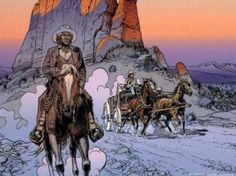 One of France's best-known cartoonist and comic book creators, Jean Giraud, has died aged-73 in Paris after a long-illness. Giraud, also known under the names Moebius and Gir, was the creator of the hugely popular character Lieutenant Blueberry for a Western series of the same name.