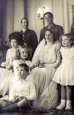 Royals of Greece | Royal Wedding 1947 Princess Katherine of Greece | Flickr - Photo ...