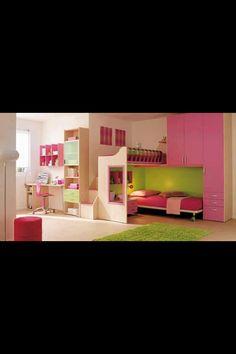 Really cool teen room