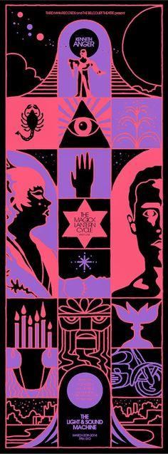 Tmr + Kenneth Anger