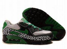 https://www.kengriffeyshoes.com/nike-air-max-90-grey-green-black-p-701.html Only$68.00 #NIKE AIR MAX 90 GREY GREEN BLACK #Free #Shipping!