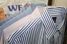 Replace Your Dry Cleaning ... Simply scrub the stained area on shirts and blouses with equal parts lemon juice and water.