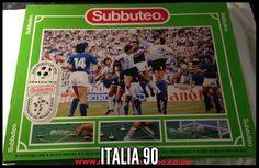 Subbuteo Tabletop Football Soccer Italia 90 World Cup Set Italy v Argentina on ebay till 20:32 GMT 11th Jan