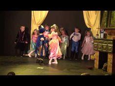 Przedszkole NUTKA - wyróżnienie w IX Gminnych Teatraliach - YouTube
