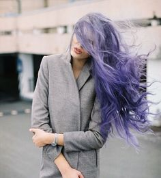 #perfect #hair #dream #purple #girl #maybeido #beautiful #gorgeous #cute #pretty #grey #good #like #forever