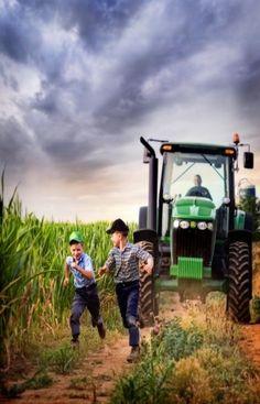 Future John Deere Farmer's