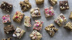 Chex cereal + marshmallow + butter + a myriad of mix-in options = the no-bake treat you've been waiting for.