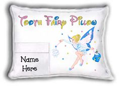TOOTH BAG Tooth Fairy Pillow Dental Group, Tooth Fairy Pillow, Fairy Dust, North Shore, Teeth, Diaper Bag, Crafts For Kids, Tote Bag, Pillows