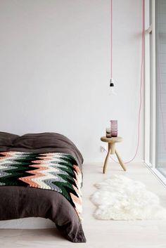 Lamparas vintage para decoracion dormitorios 1
