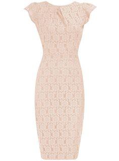 blush bridesmaid dress!  cute!