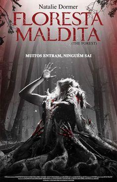'Floresta Maldita' (The Forest), a trama acompanha a americana Sara (Natalie Dormer) está desesperada com..