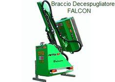 www.bracciodecespugliatore.it -  FALCON