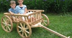 Flower Girl Wagons – Mini Wedding Wagons