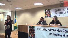 II Encontro dos CDRH's: Lana Rocha do CDDH Petrópolis   2013