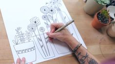 Learn basic stylized line drawing from one of today's most sought-after artists. In this four-part course, Lisa covers the basics of line drawing, showing you how to build beautiful patterned drawings and integrate line drawing into your repertoire. Lisa shows you where to begin and the...