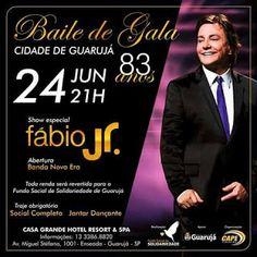 ÁJAX - NOTÍCIAS: GUARUJÁ - BAILE DE GALA