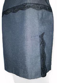 Tara Jarmon Jeans-Rock    #OUTLETMODE, #Designeroutlet, #Outlet, #MODE , #Röcke, #miss50percent, - #DESIGNERMODE GÜNSTIG ONLINE alles immer 50% reduziert