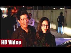 Karishma Kapoor spotted with Manish Malhotra at the screening of AE DIL HAI MUSHKIL.  #karishmakapoor #manishmalhotra #aedilhaimushkil #bollywood #bollywoodnews #bollywoodgossips #news #gossips #bollywoodnewsvilla