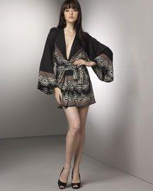 Designer Kimono