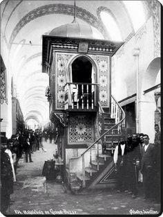 #KapalıÇarşı 1900 ler..