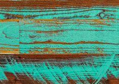 Reclaimed wood peel