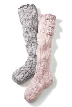 So Soft Slipper Socks - Faux Fur Lined Slipper Socks, No Slip Socks, Holiday Gifts | Soft Surroundings