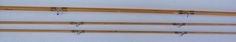 Homer Jennings  7', 2/2 No. 2690, The rod will cast a 4 line weight. Weighs  3.2 oz.