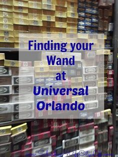 Heading to Universal and want to get a magical wand? I've got some tips for finding your wand at Universal Orlando to make your experience the best. Universal Orlando, Disney Universal Studios, Universal Studios Florida, Harry Potter Universal, Universal Resort, Orlando Travel, Orlando Vacation, Florida Vacation, Florida Travel