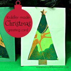 Christmas Tree Greeting Card