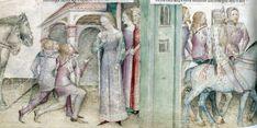 BNF Nouvelle acquisition française 5243 Guiron le Courtois. 1370-1380, Milan, Italy.