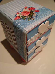 cajas de cerillas