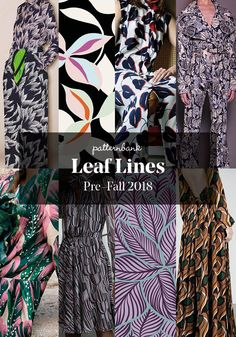 Pre-Fall 2018 Print and Pattern Highlights – Part 2 | Patternbank