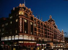 Harrods - Londres  http://sites.google.com/site/guiabrasileiroemparis/