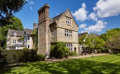 Three Course Dinner From Award-winning Head Chef Stephen Crane At The Luxury Ockenden Manor Hotel For Two - Virgin Experience Days Voucher Best Hotel Deals, Best Hotels, Old Fireplace, Spa Offers, Treatment Rooms, Luxury Spa, Hotel Spa, Hotel Reviews, National Parks