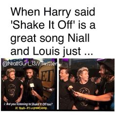 I'm Louis. Always.