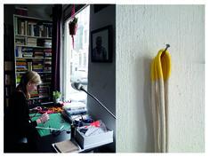 Behind the scenes: Cold by zeigt uns, wie die Kette TOUW hergestellt wird.