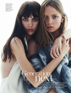 Glossy Newsstand: VOGUE AUSTRALIA OCTOBER 2013..Inspirations at Monica Hahn Photography