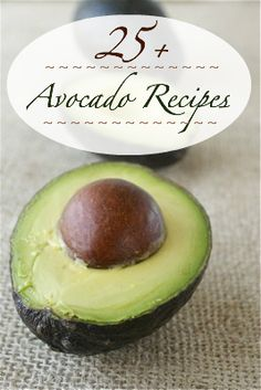 Everything's better with avocado! #Recipe #Avocado