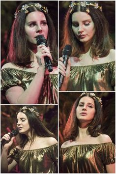 Jan.11, 2018: Lana Del Rey performing in Chicago #LDR #LA_to_the_Moon_Tour