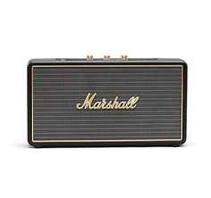 Marshall Stockwell tragbarer Bluetooth Lautsprecher (Bluetooth 4.0 61f4fc15002aa