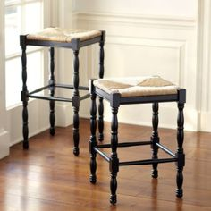 Dorchester Counter Stools - British Country Counter Stools