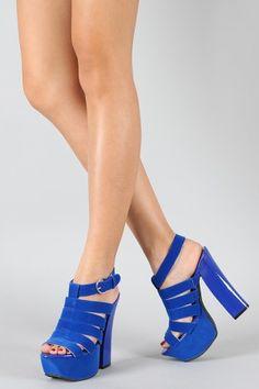 Strappy Open Toe Sandal $22.70
