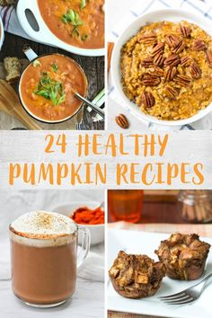 Fall is here and we're ready for all things pumpkin! Check out these 24 healthy pumpkin recipes featuring healthy breakfast options, snacks, hearty dinners Making Pumpkin Puree, Homemade Pumpkin Puree, Healthy Pumpkin, Pumpkin Recipes, Fall Recipes, Christmas Recipes, Easy Delicious Recipes, Healthy Dessert Recipes, Healthy Snacks