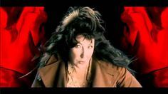 Kate Bush - love, love her distinctive and unique voice and style (doing her thing as if she wouldn't give the least care of what other might think) and especially love the song 'King of the Mountain' - Official Music Video