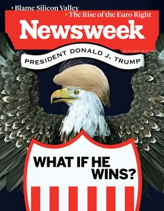 Free Download Newsweek #Magazine - March 25 - April 01 2016. What if He Wins - As president, would Donald Trump be a fascist?, A reformer?, A savior? A buffoon? Probably a bit of all that, but much closer to Jimmy Carter than Adolf Hitler. by Matthew Cooper.    Sp #news #week #newsweek