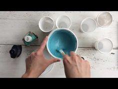 A chalk paint vagyis a krétafesték házi receptje - kisFlanc: Kukla Edina Furniture Restoration, Annie Sloan, Painting Techniques, Chalk Paint, Wood, Tableware, Home Decor, Youtube, Decoration