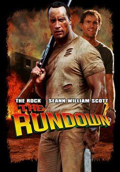 Watch The Rundown DVD and Movie Online Streaming Hd Streaming, Streaming Movies, Hd Movies, Movies And Tv Shows, Movie Tv, Films, Seann William Scott, The Rock, E Online