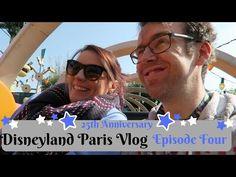 YouTube Walt Disney Studios, Disneyland Paris, 25th Anniversary, Walt Disney World, Youtube, 25 Year Anniversary, Youtube Movies