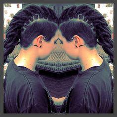 Rebel Rebel Organic Hair and Dreadlock Salon   Dreadlocks, natural crochet dreadlocks, dreadlock salon philadelphia, women with dreadlocks, dreadlock mohawk